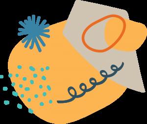Coronavirus news illustration