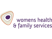 Womens Health and Family Services Logo
